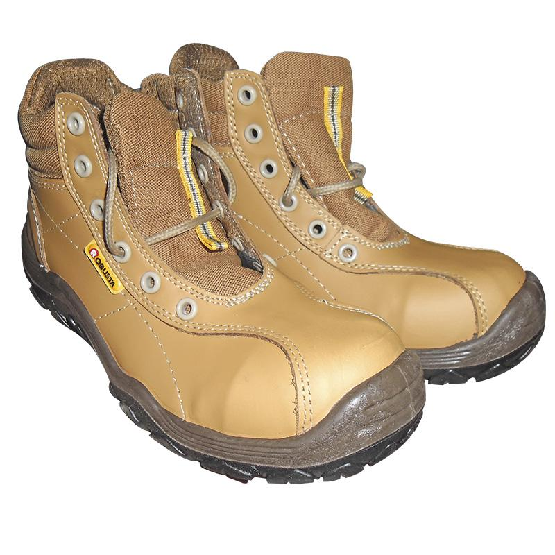 Bota  Raider Slider- Con Puntera Color Oro