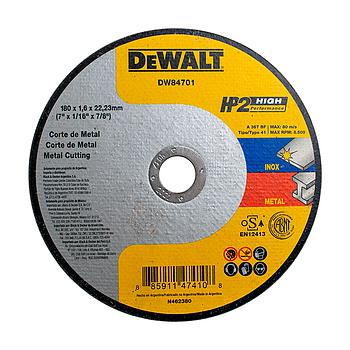 "DISCO -DW- T-41 7""  1/16"" DW84701 HP2INOX-METAL(DF)"