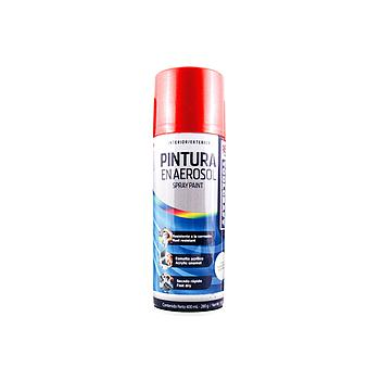 AEROSOL -TOOLCRAFT- ROJO BRILLANTE  400ml TC 1644(12)